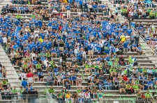Sounders-Chelsea: Chelsea Supporters
