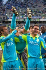 Sounders-Chelsea: This time the landing is much softer
