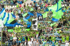 Sounders-Chelsea: Emerald City Supporters