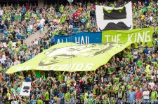 Sounders-Chelsea: All Hail The King