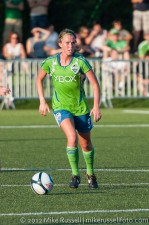 Sounders Women: Julia Roberts