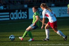 Sounders Women: Lyndsey Patterson