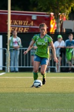 Sounders Women: Kate Deines