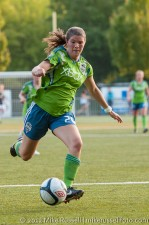 Sounders Women: Allie Beahan