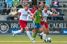 Sounders Women: Veronica Perez