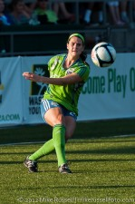Sounders Women: Lindsey Johnson