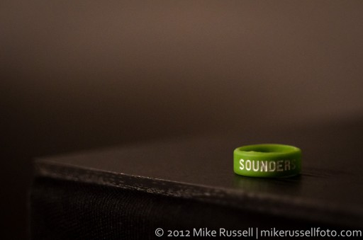 Day 256: Sounders Ring