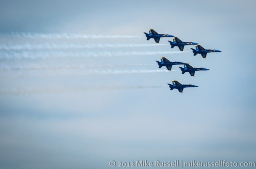 Day 259: Blue Angels