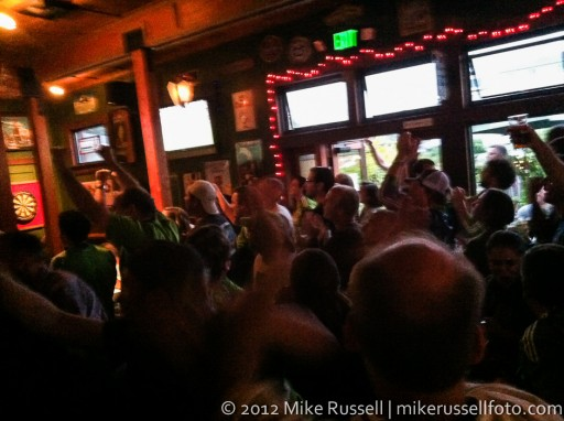 Day 265: Sounders Score