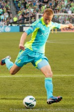 CCL: Sounders-Caledonia: Andy Rose assists Fredy Montero