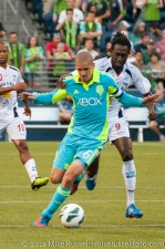 CCL: Sounders-Caledonia: Ozzie Alonso