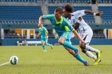 CCL: Sounders-Caledonia: Alex Caskey