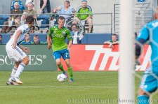Sounders-LA Galaxy: Alex Caskey