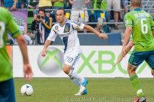 Sounders-LA Galaxy: Landon Donovan