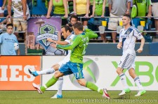 Sounders-LA Galaxy: Tiffert defends Donovan