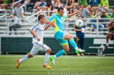 Sounders-Galaxy Reserves: Sammy Ochoa