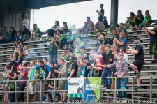 Sounders-Galaxy Reserves: ECS