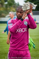 Sounders-Galaxy Reserves: Josh Ford