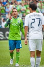 Sounders-Vancouver: Christian Tiffert