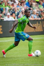 Sounders-Vancouver: Eddie Johnson