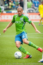 Sounders-Vancouver: Ozzie Alonso