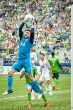 Sounders-Vancouver: Joe Cannon