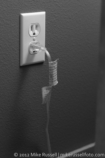 Day 287: Plugged