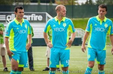 Sounders-Chivas Reserves: Sammy Ochoa, Eidur Gudjohnsen, and Marc Burch