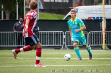 Sounders-Chivas Reserves: Daniel Steres
