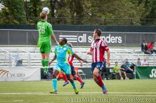 Sounders-Chivas Reserves: Tim Melia and Cordell Cato