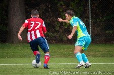 Sounders-Chivas Reserves: George Ogararu