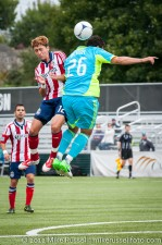 Sounders-Chivas Reserves: Sammy Ochoa and Marky Delgado