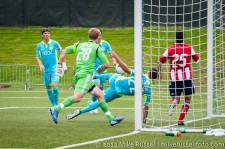 Sounders-Chivas Reserves: Mike Seamon scores