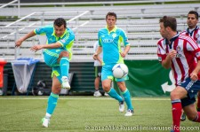 Sounders-Chivas Reserves: Sammy Ochoa strikes