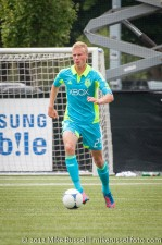 Sounders-Chivas Reserves: Andy Rose
