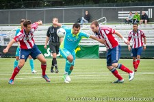Sounders-Chivas Reserves: Sammy Ochoa