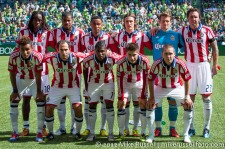 Sounders-Chivas: Chivas USA starting eleven