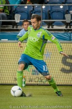 Sounders-Earthquakes: Christian Tiffert
