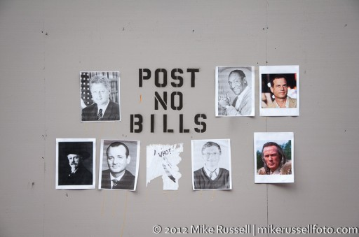 Day 317: Posted Bills