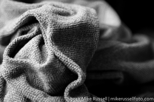 Day 313: Folded Fleece