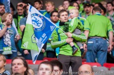 Sounders-Whitecaps: Future Sounder