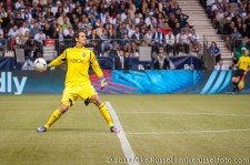Sounders-Whitecaps: Michael Gspurning