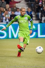 Sounders-Whitecaps: Ozzie Alonso