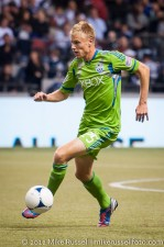 Sounders-Whitecaps: Andy Rose