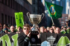 Sounders-Timbers: Cascadia Cup on Parade