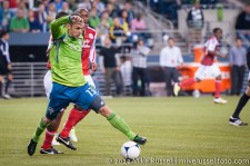 Sounders-Timbers: Christian Tiffert