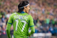 Sounders-Timbers: Fredy Montero