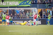 Sounders-Timbers: Michael Gspurning saves again