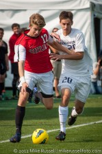 UW - Seattle U: Brady Ballew and Andy Thoma