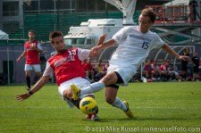 UW - Seattle U: Kyle Silva and James Moberg